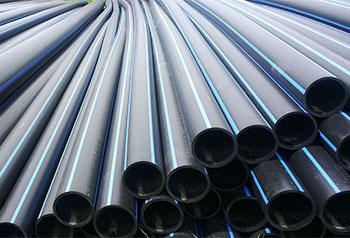 Трубы для трубопровода автополива из полиэтилена